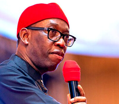 Okowa Condoles With Urhobo Nation Over Death Of Prominent Son