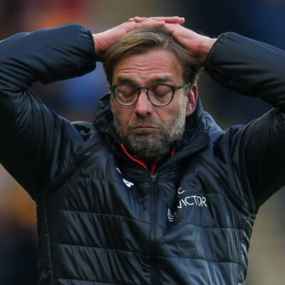 Klopp Worried As Liverpool Attackers Fail To Impress