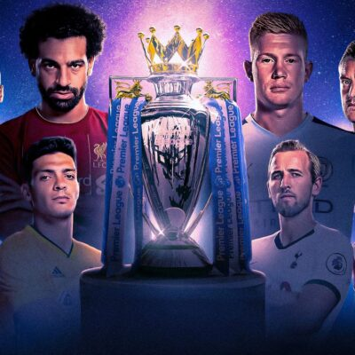The English Premier League Begins Today