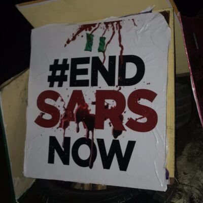 OPINION: Is #EndSARS Nigeria's Tipping Point?